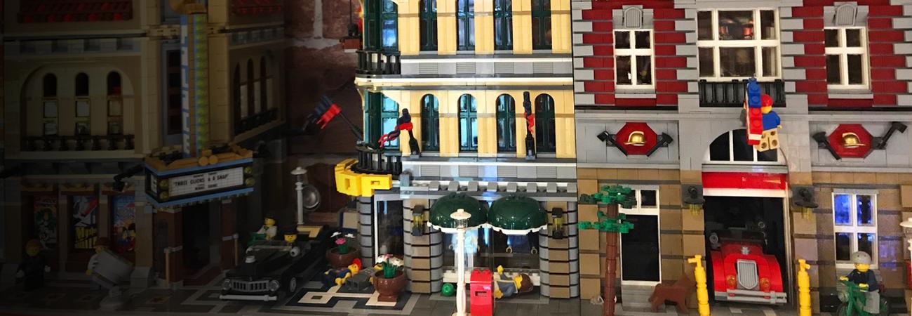 Lego, Lego Everywhere.